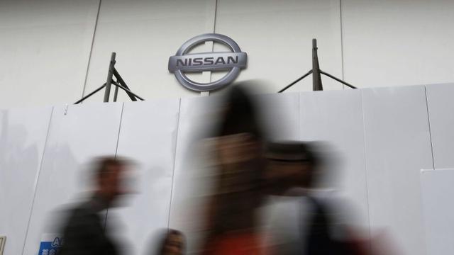 Autoverkopen Nissan onderuit na inspectieschandaal