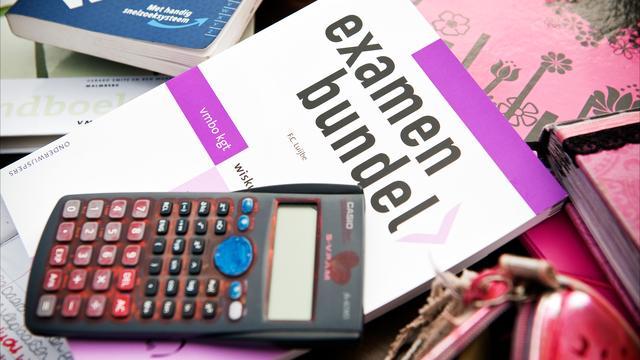 Vmbo'ers mogen wiskunde-examen opnieuw maken