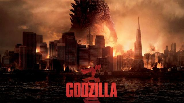 'King Kong en Godzilla in een film'