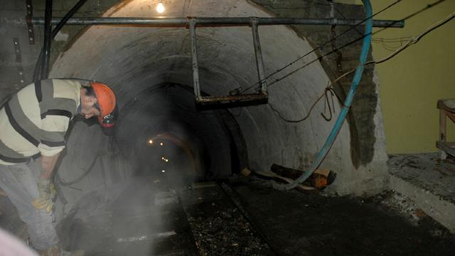 Turkse kompels vast in ondergelopen kolenmijn