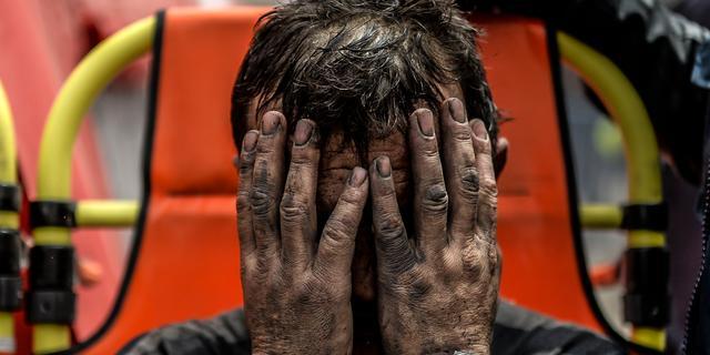 Staking in Turkije na mijnramp