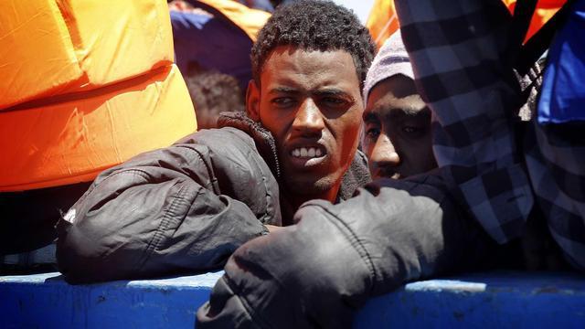 'Stijging van het aantal migranten dat naar Europa komt'