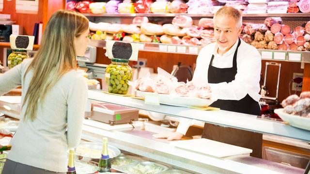 Vooral minder kleine kredieten aan MKB-bedrijven