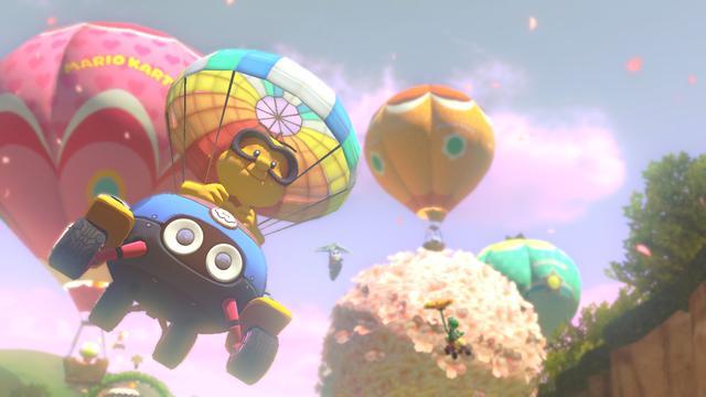 Verlies voor Nintendo ondanks Mario Kart en betere verkoop Wii U
