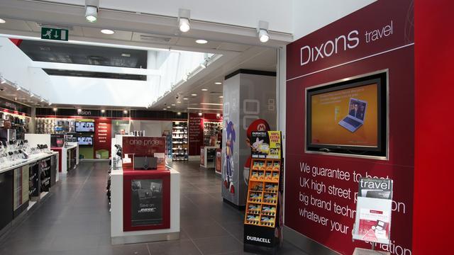 Winkelconcern Dixons Carphone meldt groot datalek betaalkaarten