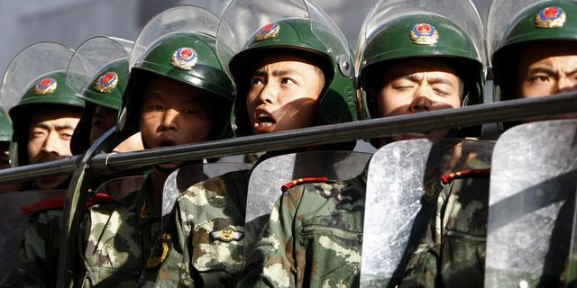 Meer dan twintig 'terroristische groepen' aangepakt in China