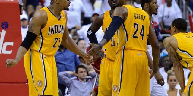 Pacers en Thunder bereiken finale Conference in NBA