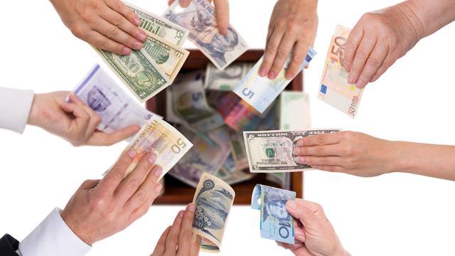 Nederlanders doneren liever geld aan bekende