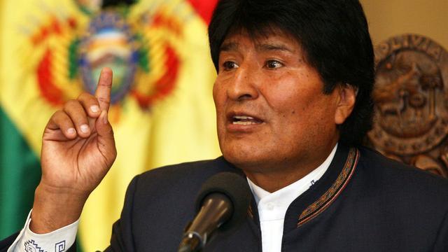 Boliviaanse president noemt monarchie belediging voor mensheid'