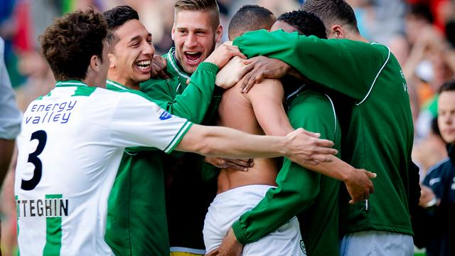 FC Groningen viert 43e verjaardag
