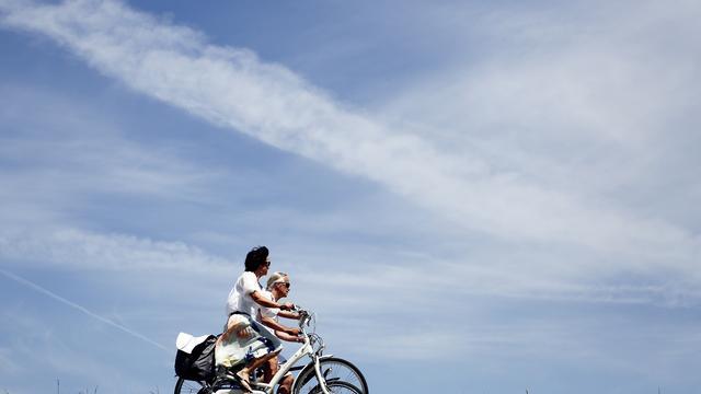 'Fietsende Nederlander leeft half jaar langer'