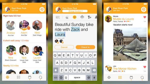 Swarm krijgt oude Foursquare-functies terug