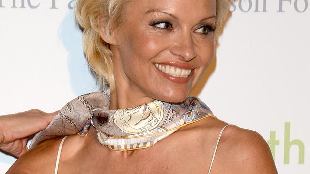 Pamela Anderson in videoclip Morrissey