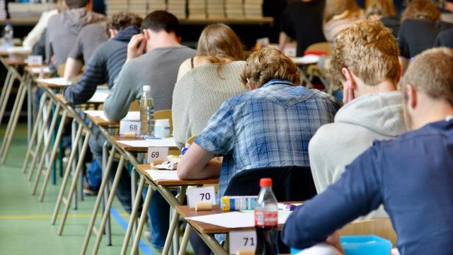 Veel moeilijke woorden in Duits vwo-examen