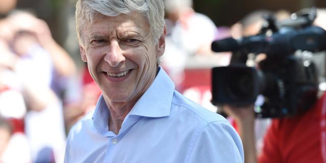 Arsenal bevestigt contractverlenging Wenger