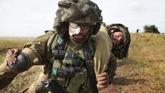 Leger Israël schiet Palestijn dood