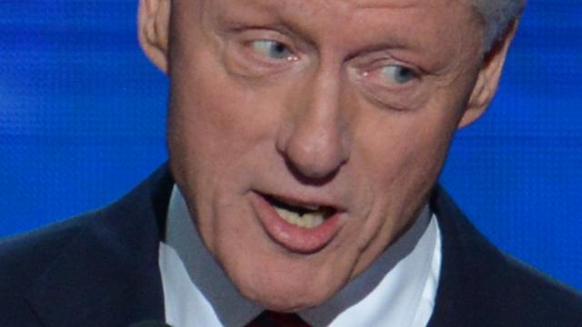 Bill Clinton erkent fout met gevangeniswet VS