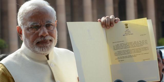 Nieuwe Indiase premier nodigt Pakistaanse collega uit