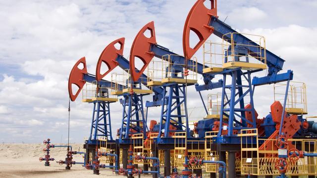 Dalende olieprijs raakt Rusland