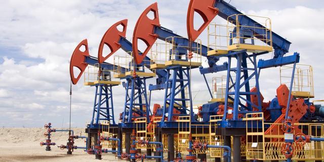 Olieprijs naar laagste niveau in jaren