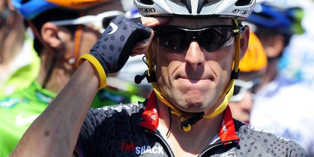 Levenslange schorsing Armstrong blijft staan