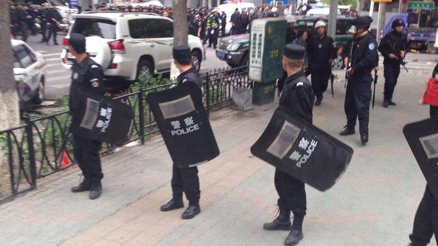 Terroristische bende opgerold door Chinese politie in Xinjiang