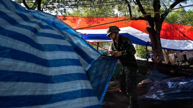 Thaise autoriteiten korten avondklok in