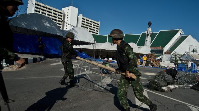 'Over een jaar verkiezingen in Thailand'