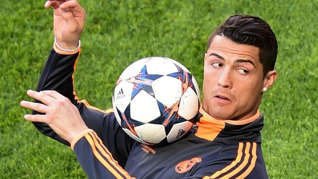 Ronaldo kan starten in finale Champions League