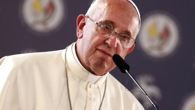 Dringende oproep paus voor vrede Syrië