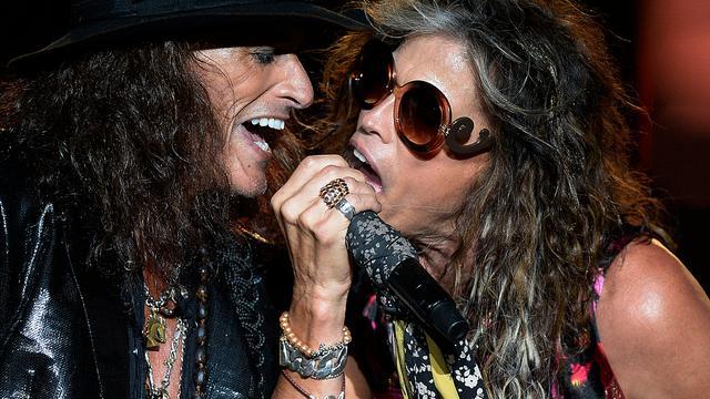 Aerosmith ontkent zoektocht naar nieuwe zanger