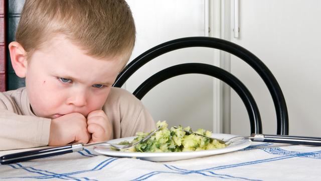Textuur voeding beïnvloedt eetgedrag kinderen