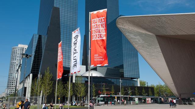 Meer bezoekers voor Operadagen Rotterdam