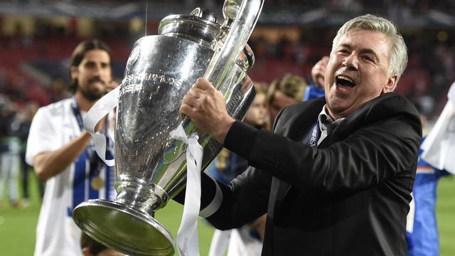 Ancelotti vindt Champions League-winst 'ongelooflijk'