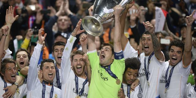 Real Madrid wint Champions League na verlenging