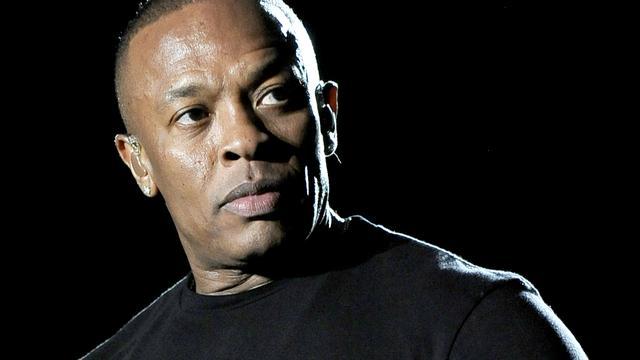 'Dr. Dre brengt over enkele dagen nieuw album uit'