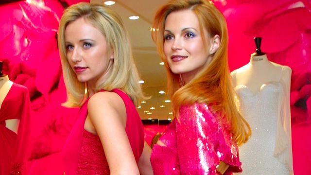 Frans modehuis Azzaro toont haute couturecollectie