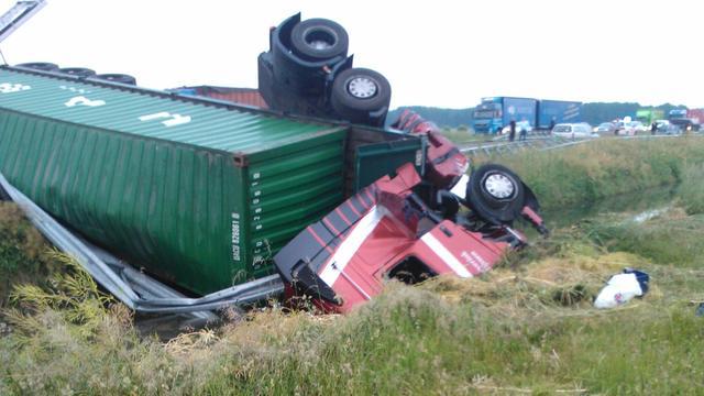 Verkeersproblemen ochtendspits bij A9 en A15