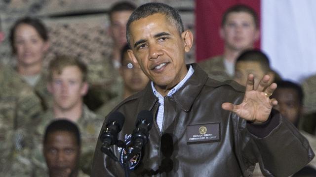 'Terugtrekking troepen VS in Afghanistan in 2016 afgerond'