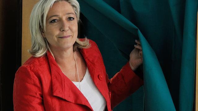 Le Pen wil imago Front National verbeteren met naamsverandering