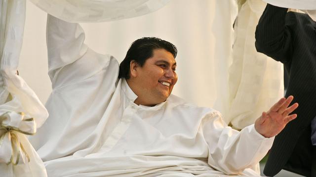 Voormalig dikste man ter wereld overleden