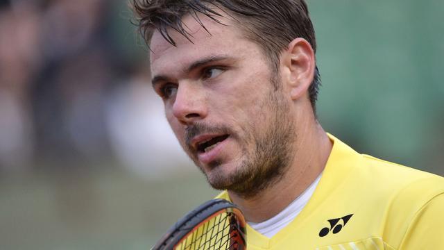 Wawrinka verrassend onderuit in eerste ronde Roland Garros