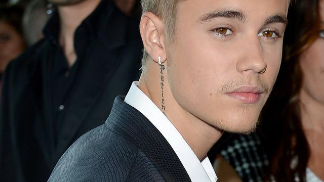 'Buren van Justin Bieber huren beveiligers in'