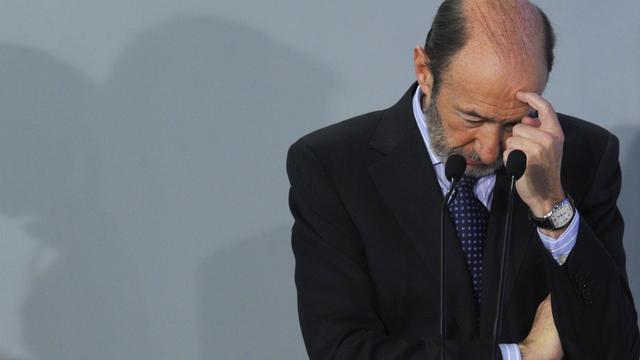 Leider Spaanse socialisten stapt op