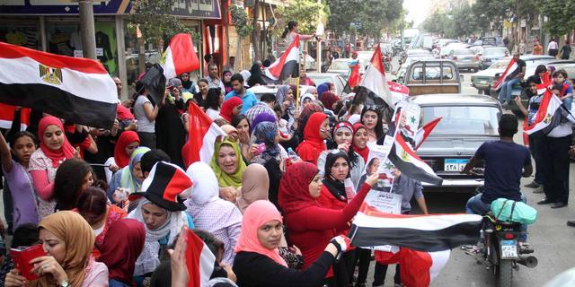 Extra dag ingelast om te stemmen in Egypte