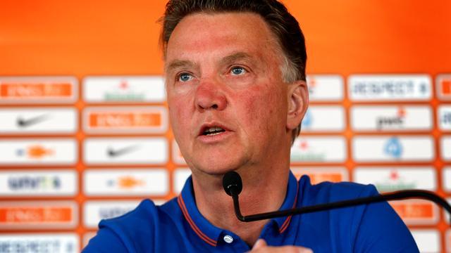 Van Gaal zeer onder de indruk van Sneijder