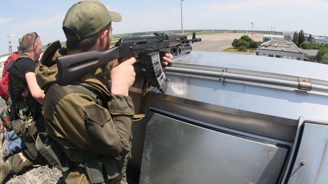 Doden bij luchtaanval op Loehansk