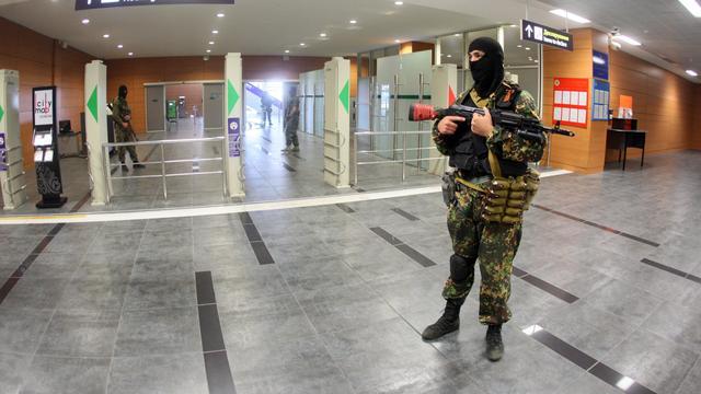 Rebellen erkennen vasthouden waarnemers OVSE