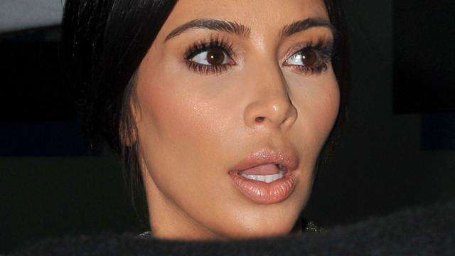 Eerste officiële trouwfoto's Kardashian en West online