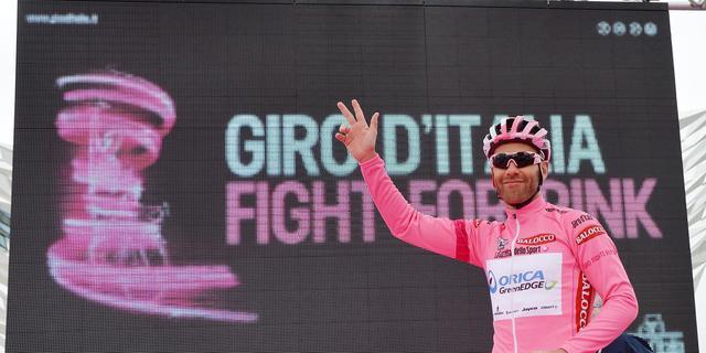 Ook Gelderland aast op start Giro 2016